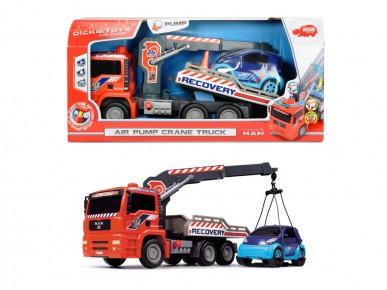 Camion de tractare cu macara Air Pump - 31 cm