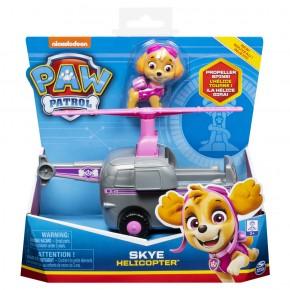 Patrula catelusilor vehicule cu figurine Skye