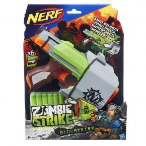 Blaster Zombie Sidestrike