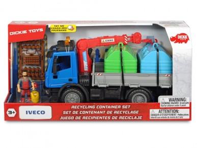 Centru reciclare camion