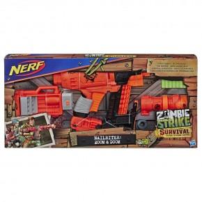 Blaster Nerf Zombie Strike Nailbiter - Zoom and Doom