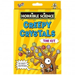 Kit experimente - Creepy crystals