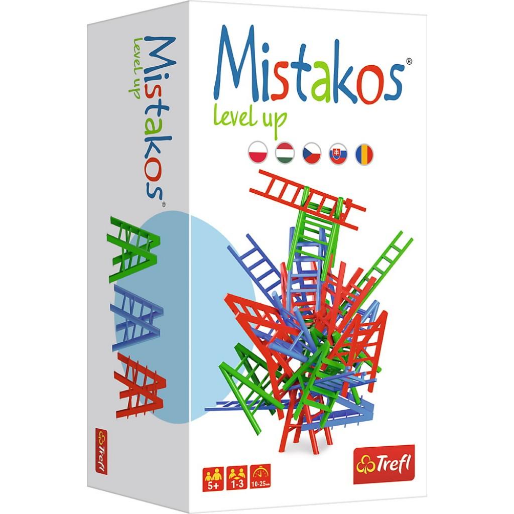Joc Mistakos level up