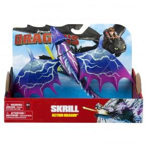 Dragon in actiune Skrill