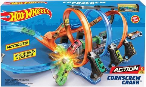 Circuit Hot Wheels - Cursa extrema
