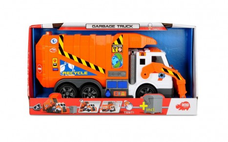 Camion pentru colectarea gunoiului - Garbage truck