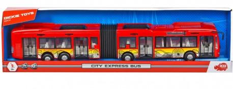 Dickie autobuz rosu City Express 46 cm