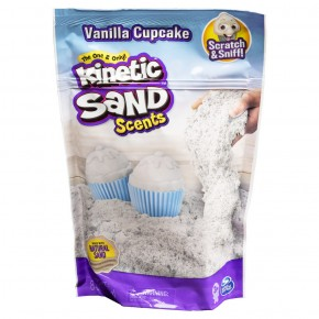 Kinetic Sand Set parfumat vanilie