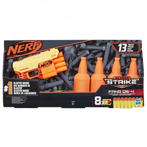 Blaster Nerf Alpha Strike Fang QS 4 cu tinte