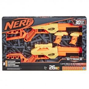 Blaster Nerf Alpha Strike 2 Lynx si 2 Stinger