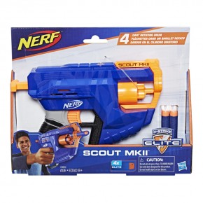 Nerf blaster Elite Scout Mkii