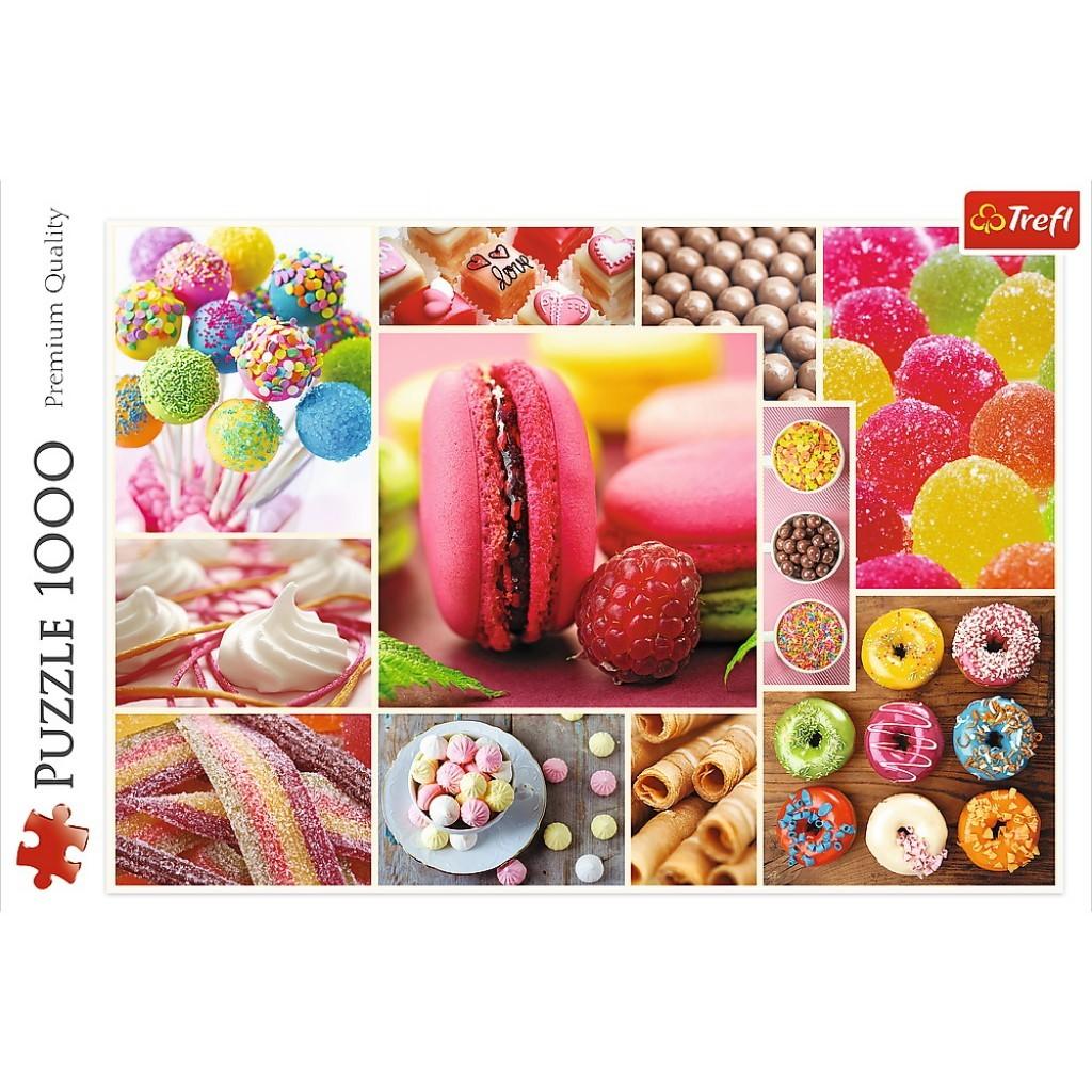 Puzzle Trefl 1000 Candyland
