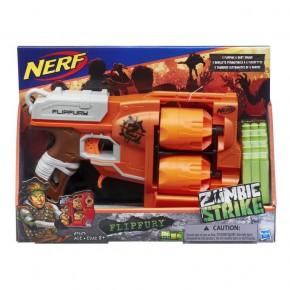 Blaster Nerf Flipfury Zombie strike