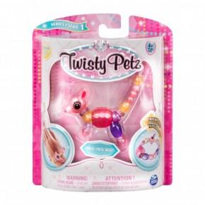 Twisty Petz bratara animal pentru colectionat Froo Froo Roo