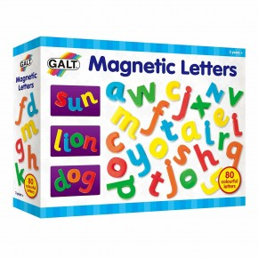 Set litere magnetice (80 piese)