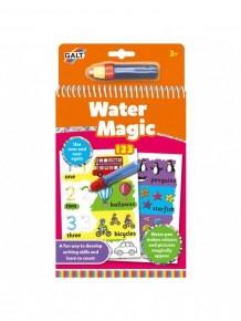 Carte de colorat Water Magic - 123