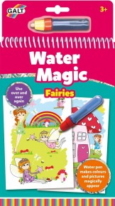 Carte de colorat Water Magic - Zane