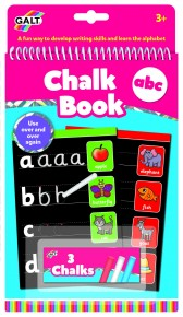 Chalk Book - ABC
