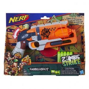 Blaster Nerf Zombie Strike Hammershot