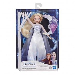 Papusa Frozen 2 Elsa musical adventure