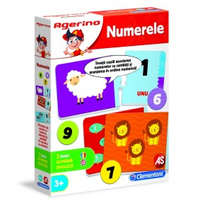 Joc educativ Agerino Numerele