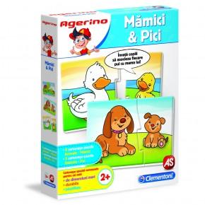 Joc educativ Agerino Pici si mamici