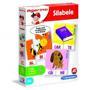 Joc educativ Agerino Silabele