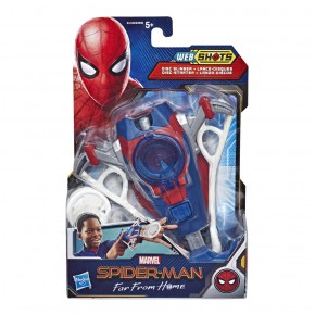 Lansator Spiderman cu discuri