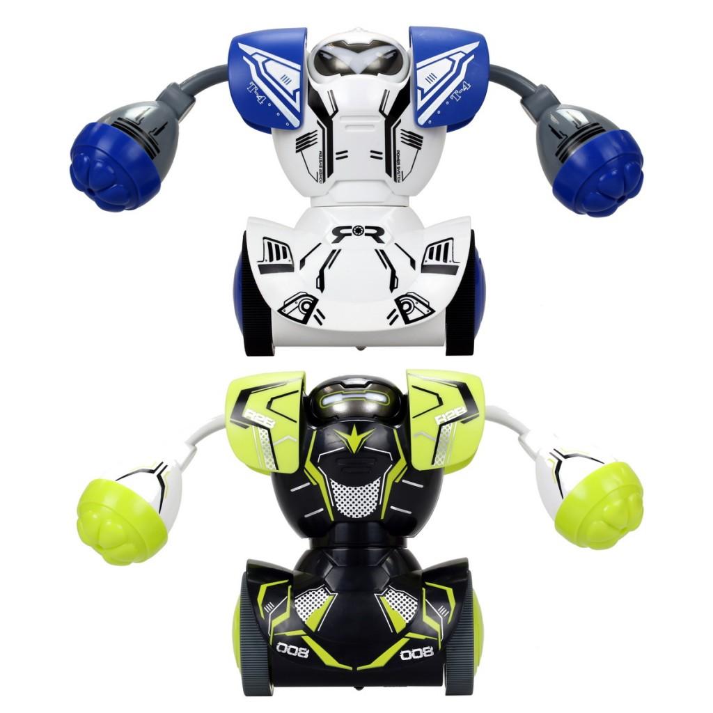Set 2 roboti cu radiocomanda Robo Kombat