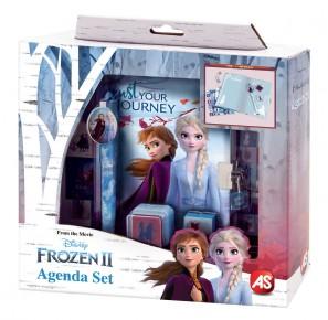 Set agenda si accesorii Frozen 2