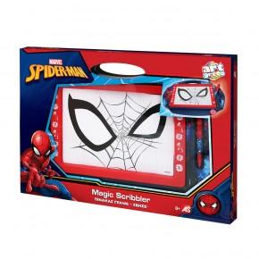 Tabla de scris Spiderman magic scribbler mare