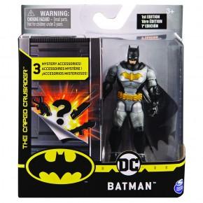 Figurina Batman 10 cm cu accesorii surpriza