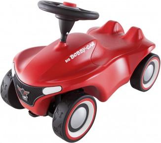 Big Bobbycar masina premergator Neo Red