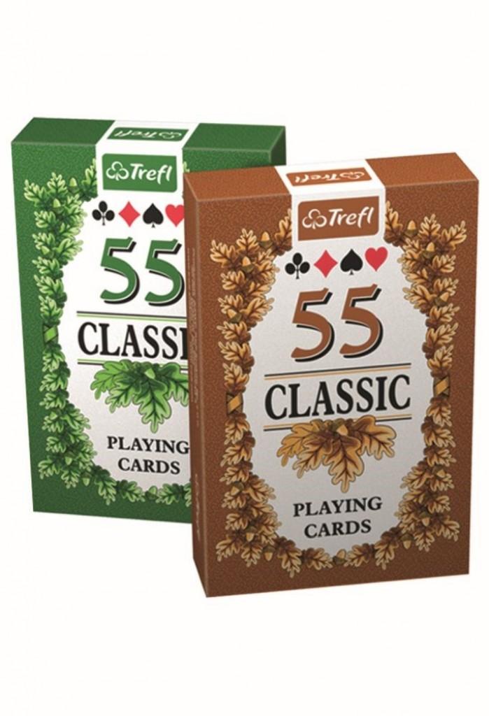 Carti de joc 55 Clasic Model