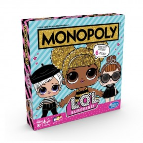 Monopoly - LOL Surprise