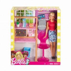 Barbie set birou pentru studii