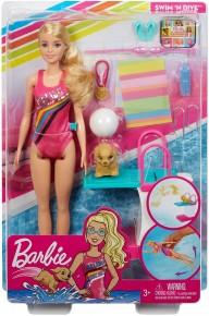 Papusa Barbie innotatoare