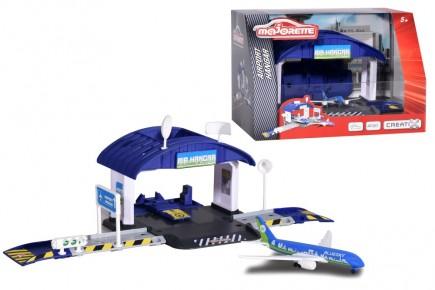 Creatix Aeroport cu hangar si avion