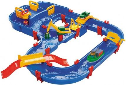 Set de joaca cu apa Aqua Play Mega Bridge