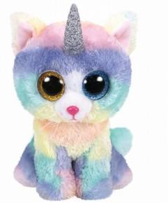 Plus TY 15 cm Boss Heather pisica unicorn