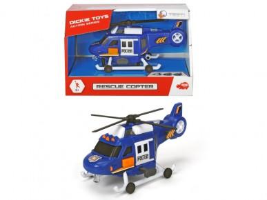 Elicopterul pentru interventie
