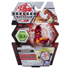 Bakugan S2 Bila Dragonoid cu cad Baku-gear