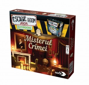 Escape Room Extensie Crima Misterioasa