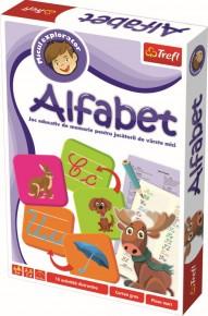 Joc descopera alfabetul
