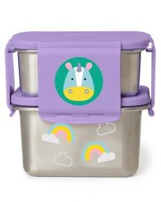 Kit pentru mese din otel inoxidabil Zoo - Unicorn