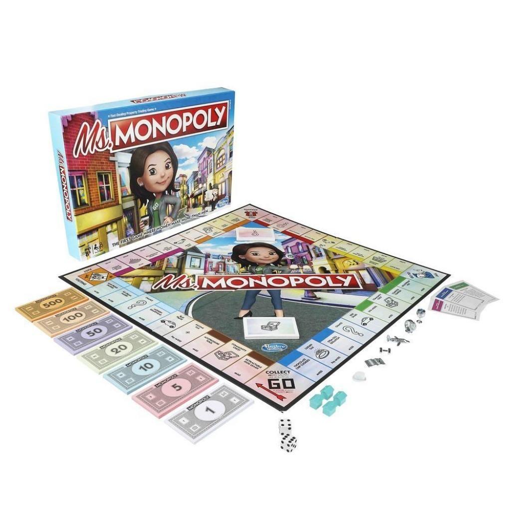 Joc de societate - Ms.Monopoly