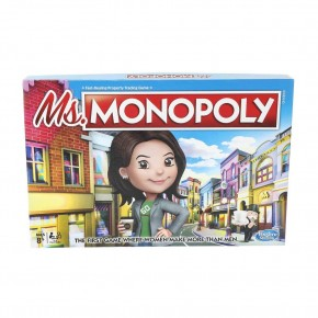 Joc de societate - Ms.Monopoly