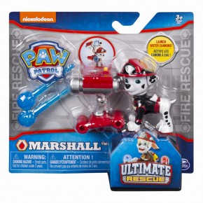 Figurina Paw Patrool Ultimate Rescue Marshall