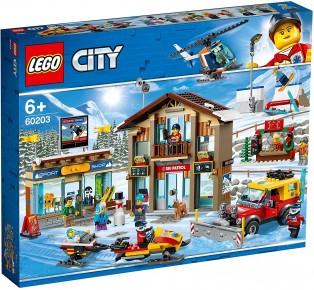 Lego City Statiune de schi 60203