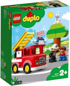 Lego Duplo Camion de pompieri 10901